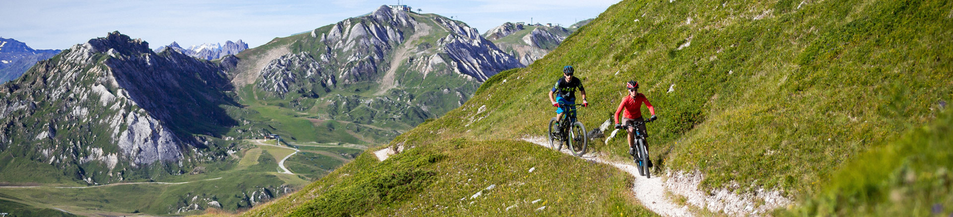 Location vtt Intersport Belle Plagne